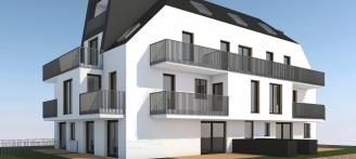 Visualisierung Neubauprojekt Essling