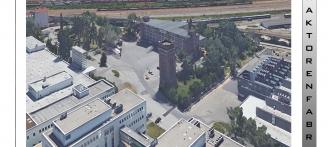 Luftbild Autowelt Wien