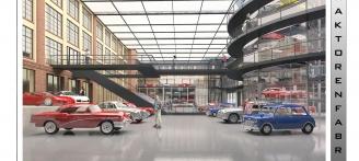 Visualisierung Autowelt Wien