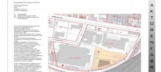 Traktorfabrik Flächenwidmung / Bebauungsplan
